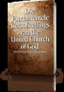 Die Fundamentele Geloofstellings van die United Church of God